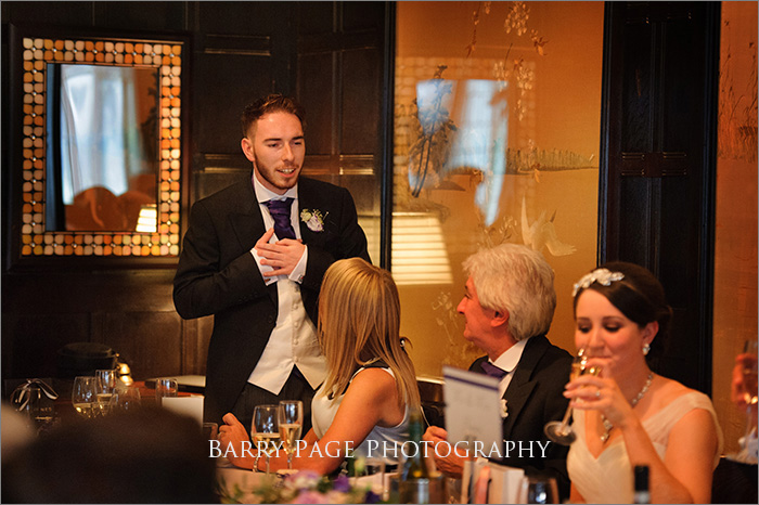 Yew Lodge Speeches by Barry Page
