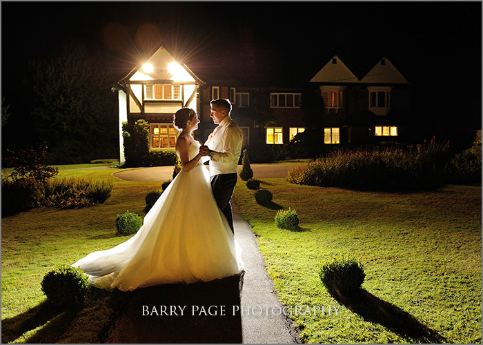Yew Lodge by Barry Page