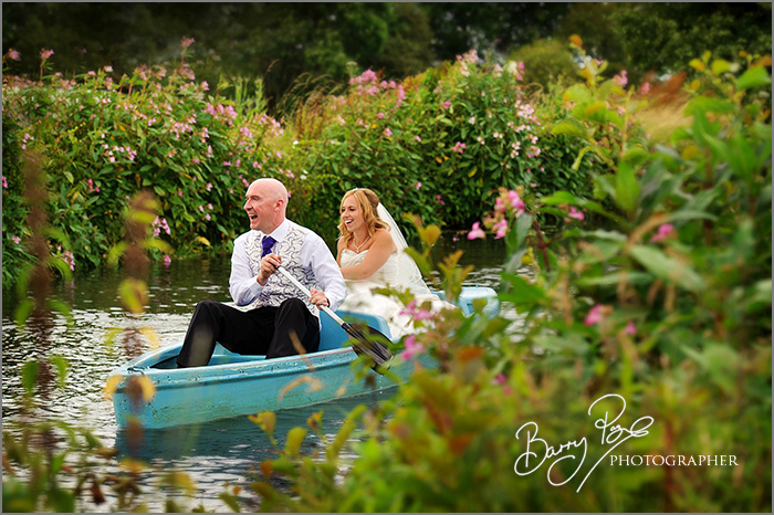 Anchor Inn Wedding by Barry Page