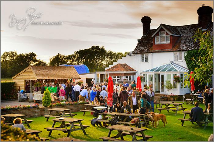 The Anchor Inn Garden Bar