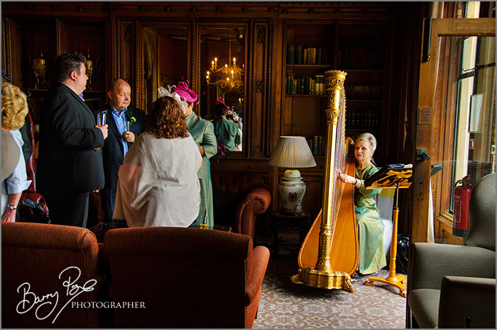 Wedding Photography at Nutfield Priory by Barry Page