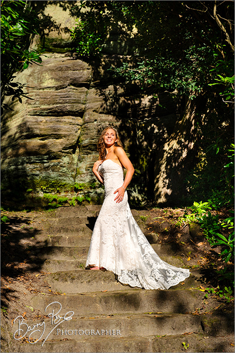 Wedding Photography at High Rocks by Barry Page