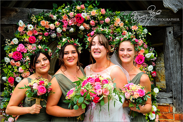 Wedding Photography at Penhurst by Barry Page