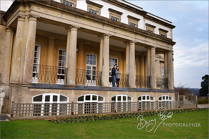 Wedding Photography at Buxted Park by Barry Page