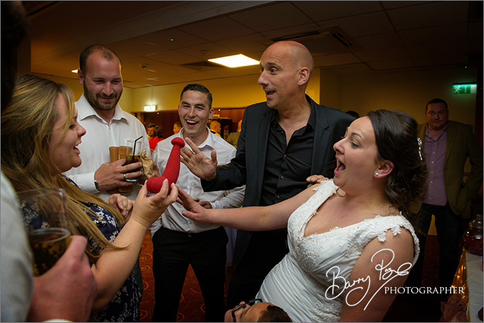 Wedding Photography at the Hilton Avisford by Barry Page