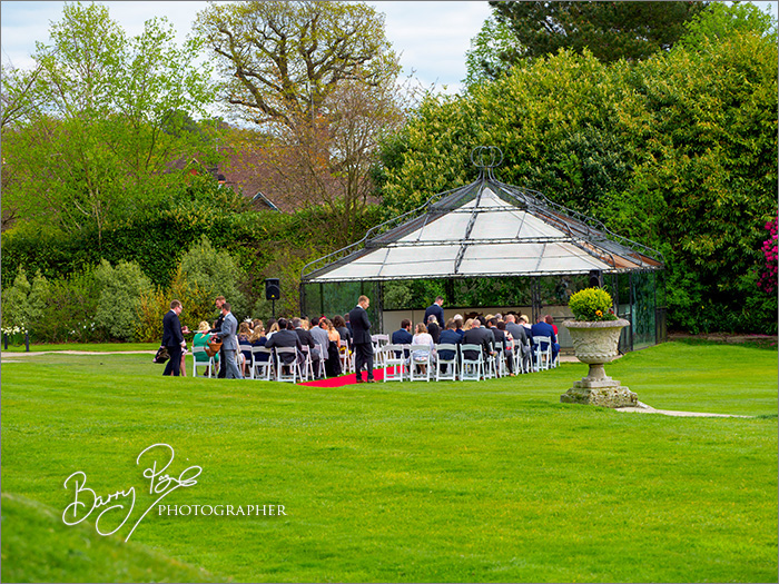 South Lodge Wedding;