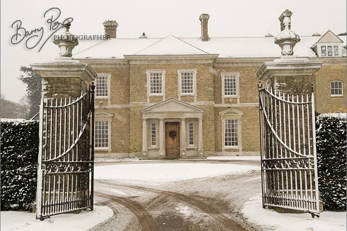west heath sevenoaks snow