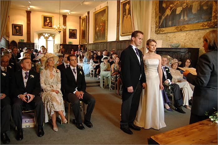 ceremony penshurst place