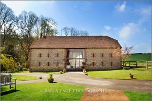 Beautiful Bartholomew Barn – A Great Sussex Wedding Venue