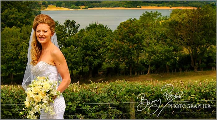Beautiful Bride in a Beautiful Location