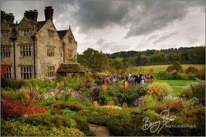 A truly delightful day as a Gravetye Wedding Photographer
