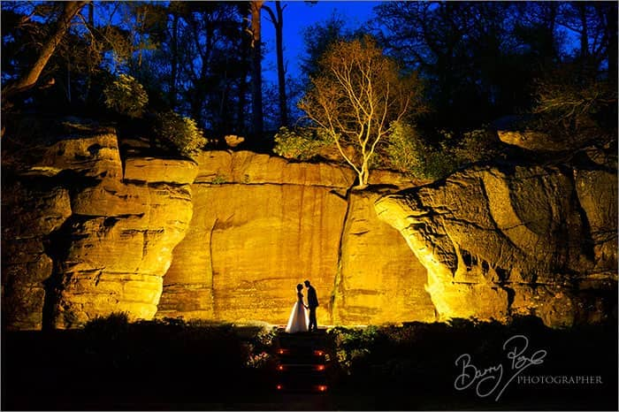 High Rocks – A Sensational Wedding Venue