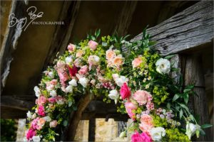 Wedding Flowers by The Enchanted Flower