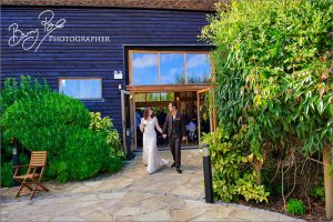 Joyful Wedding Photography – The Barn at Roundhurst