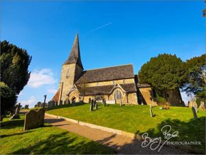 The Church at Wisborough Green