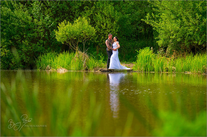 Sammy and Steven's Magical Non-Traditional Wedding