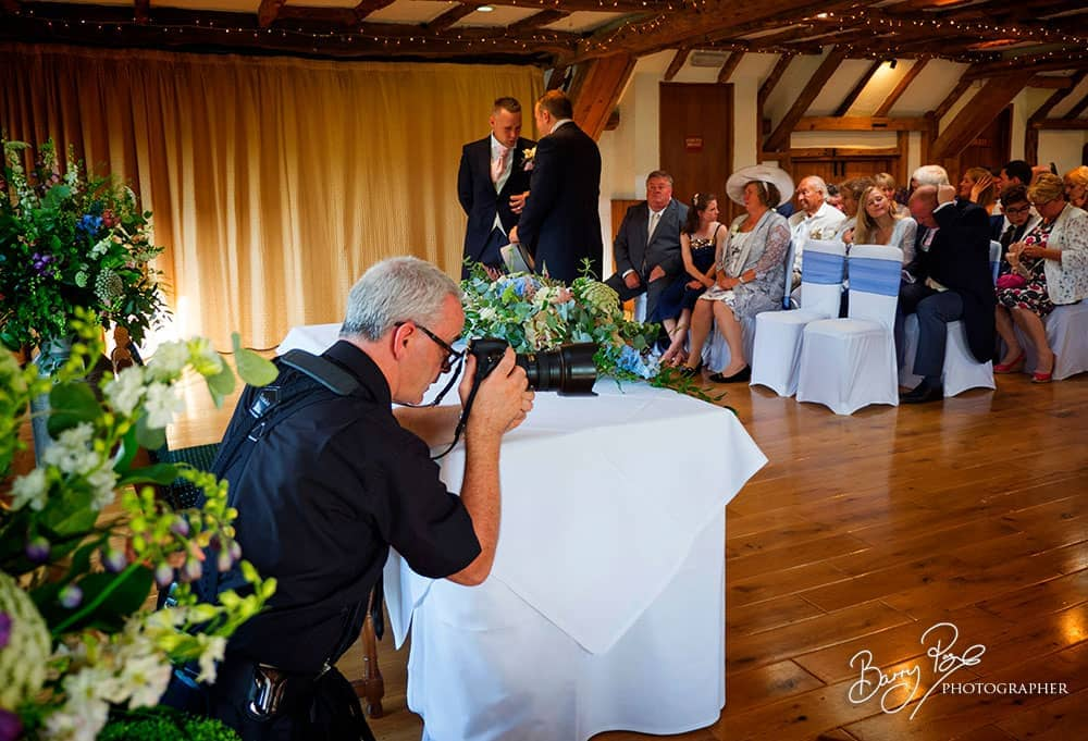 sussex wedding photographer barry pagedoing wedding photography