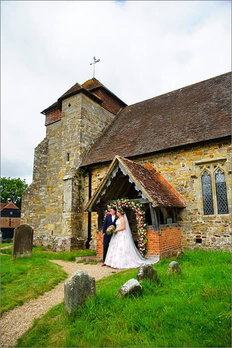 penhurst church couple