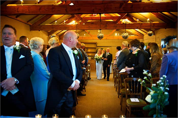Pangdean Barn Wedding Photography – Julie and Phil